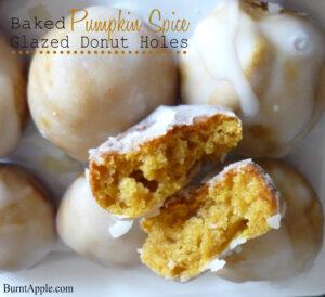 baked pumpkin recipe