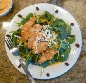 wingers chicken salad copycat