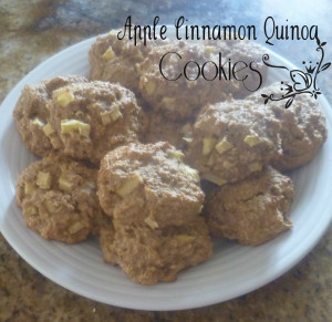 quinoa cookie recipes