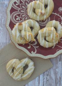 homemade pretzel recipe
