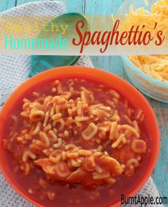 spaghettios recipe