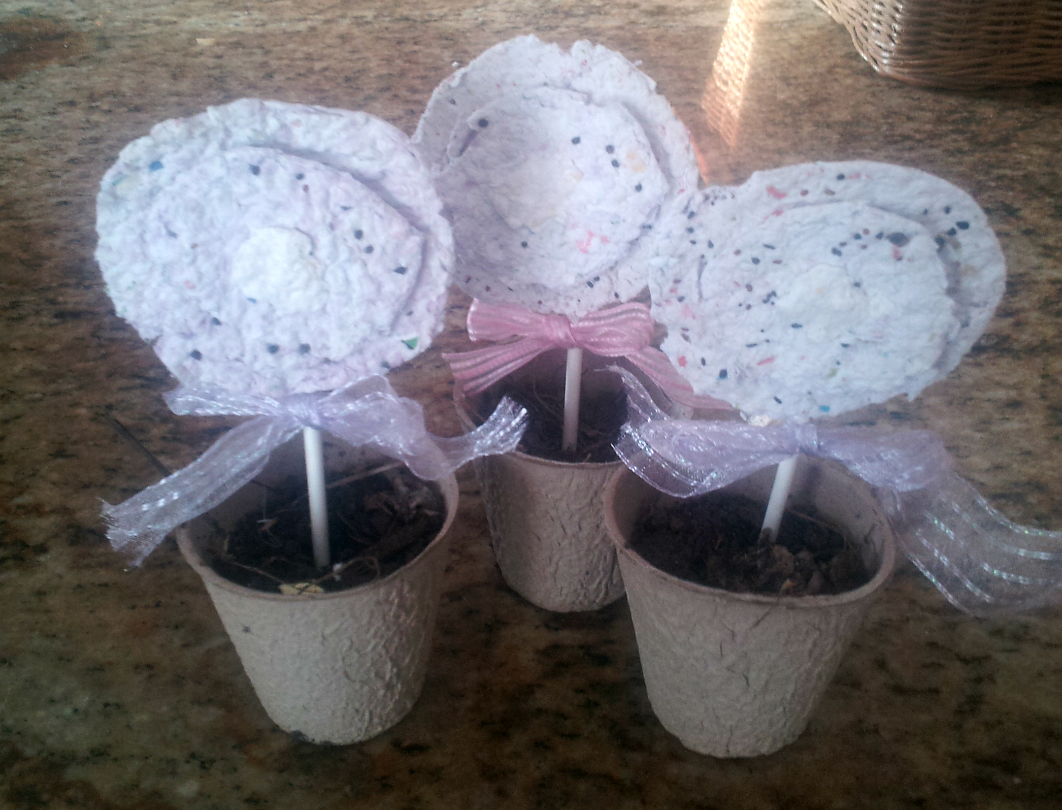 Flower seed paper bouquet mothers day burnt apple flower seed paper bouquet mothers day mightylinksfo