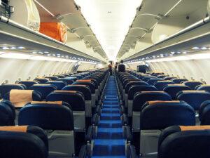 airplane low blood sugar