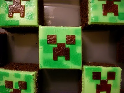 25 Minecraft Birthday Party Ideas Burnt Apple