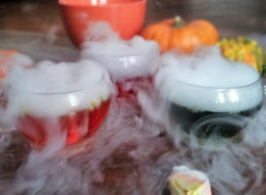 healthy halloween drink