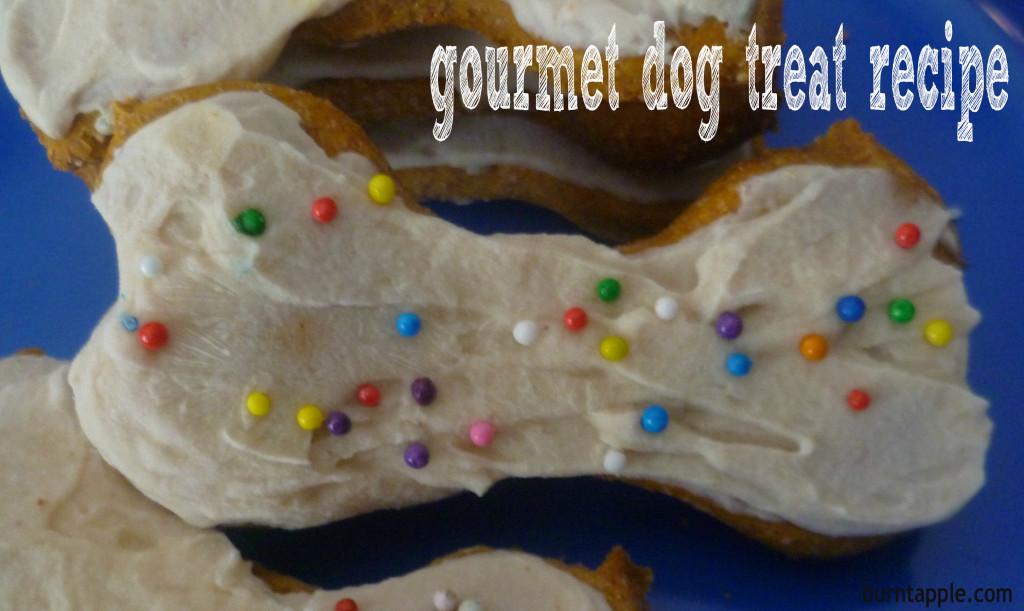 gourmet dog treat