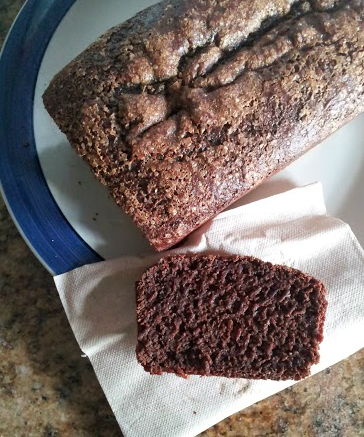 pumpkin chocolate snack cake