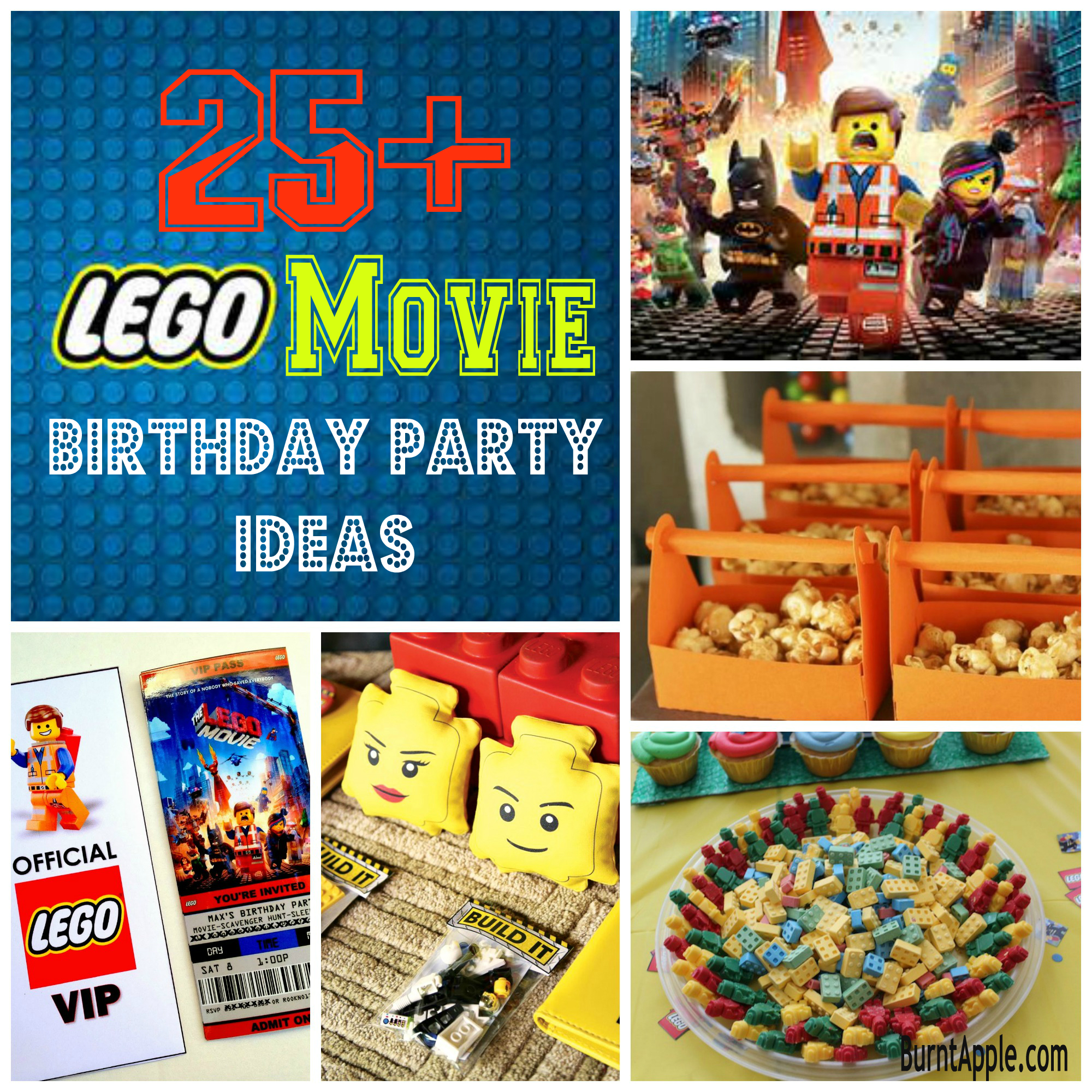 up Movie Centerpieces up Their Lego Movie Ideas
