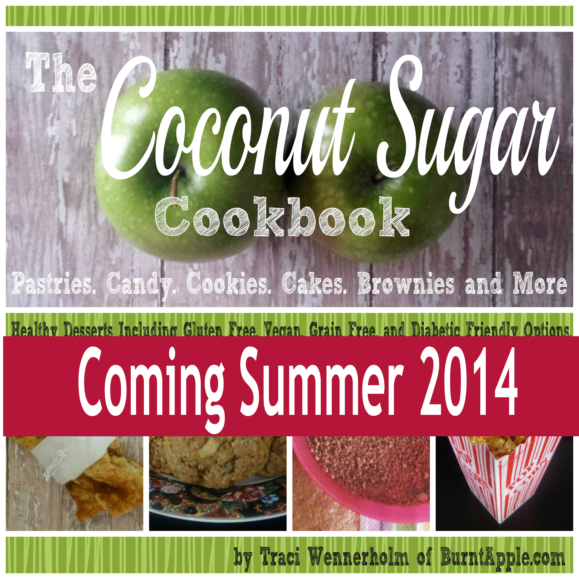 coconut sugar cookbook