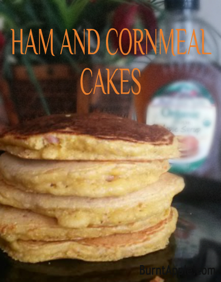 ham and cornmeal