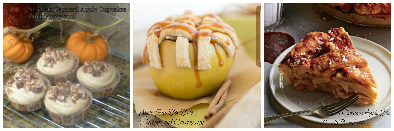 healthy apple desserts
