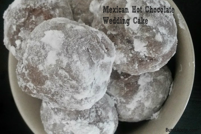 chocolate mexican wedding cakes mexican chocolate wedding cake burnt apple 12724