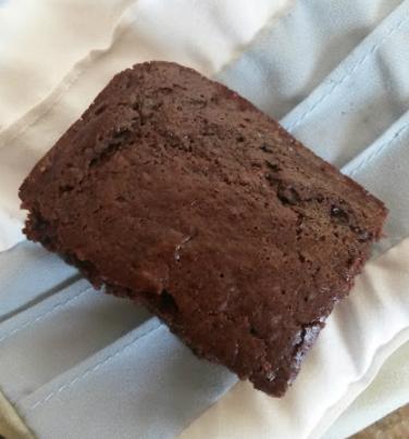 coconut sugar brownies