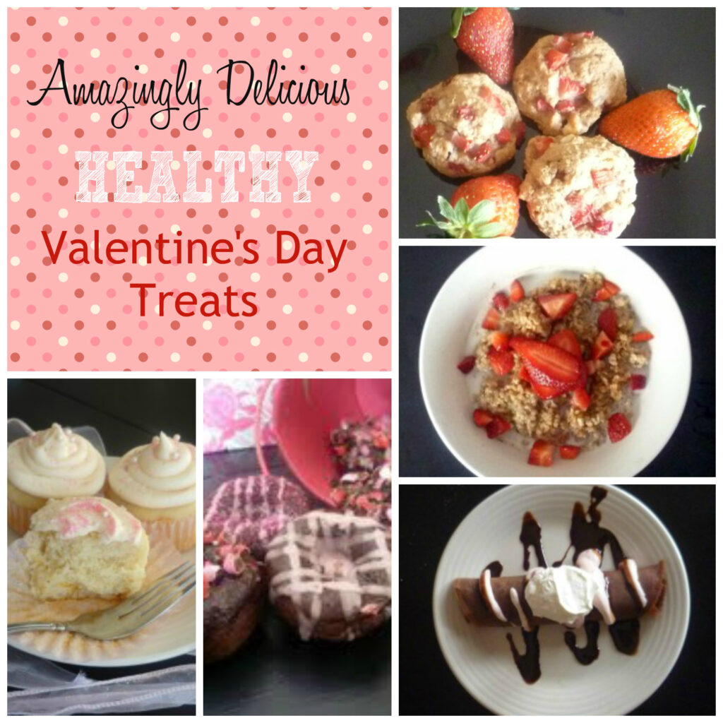 healthy valentines day treats