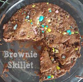 brownie skillet