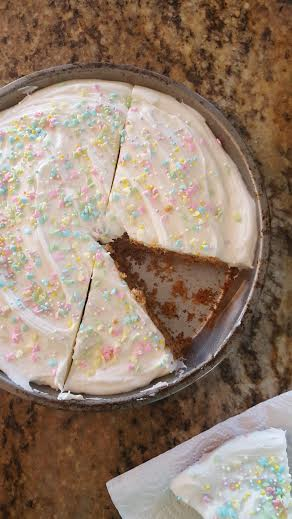 gluten free skillet sugar cookie