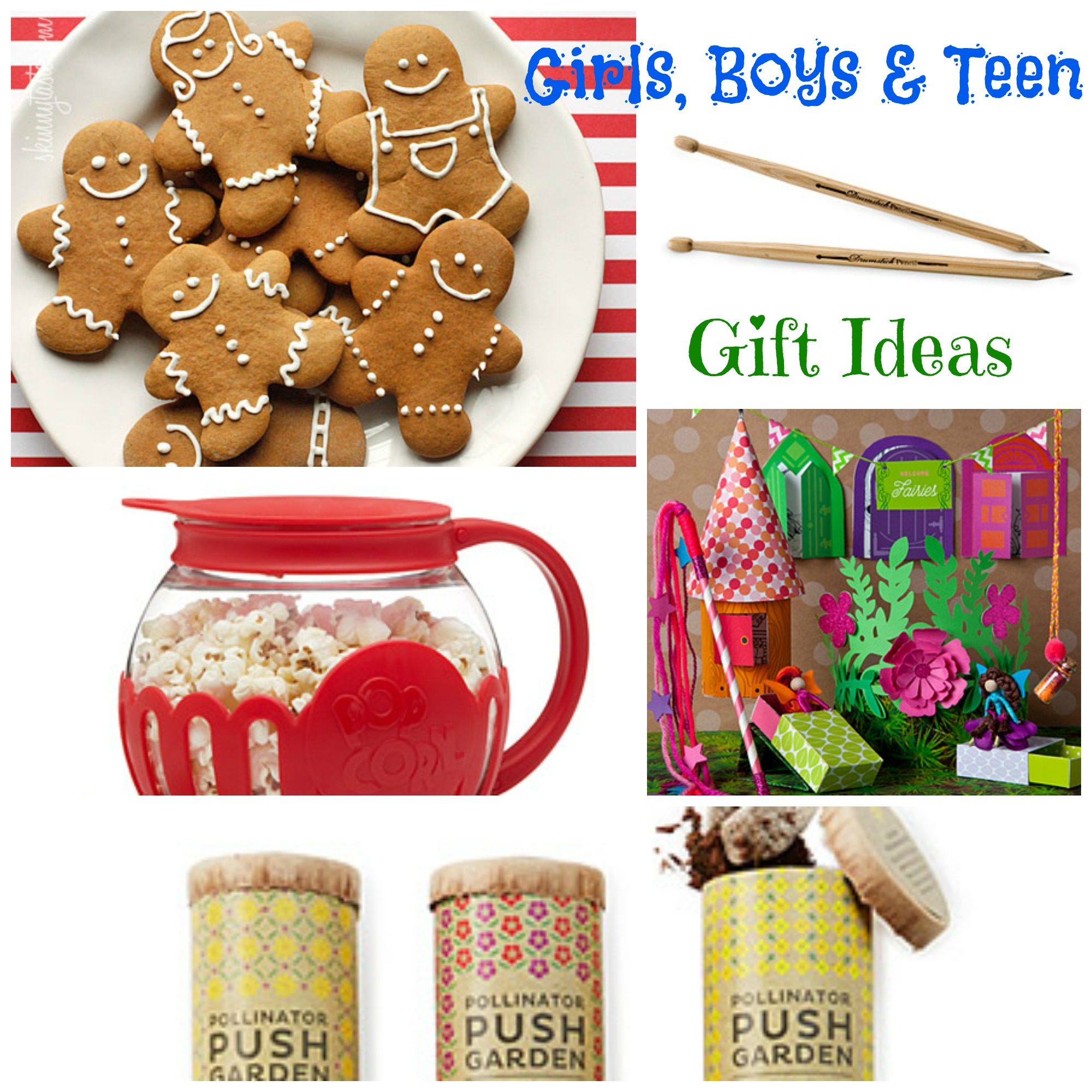 Girls, Boys and Teens Christmas Gift Ideas +$50 Gift Card Giveaway ...
