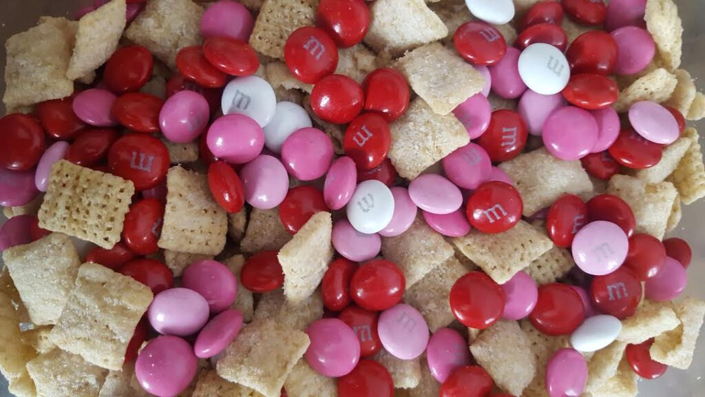 gluten free valentines mix