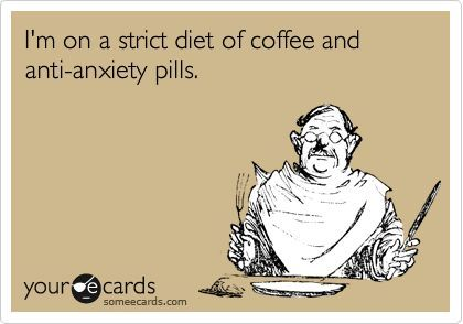 anxiety and diet