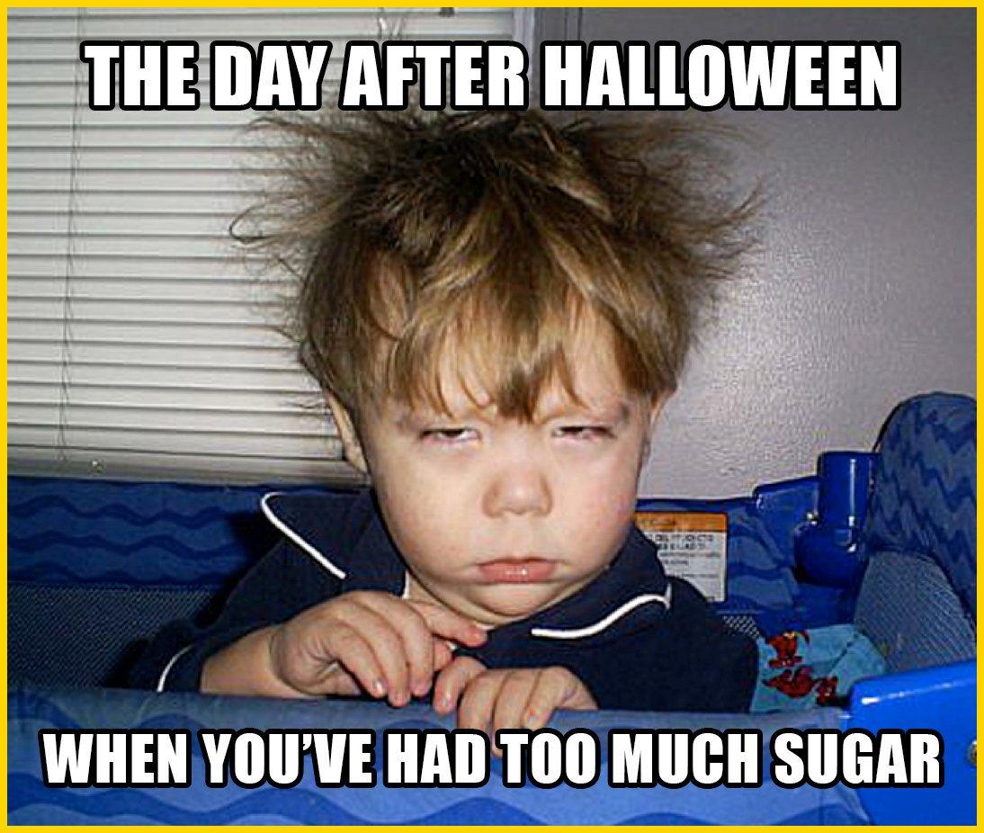 Hangover halloween