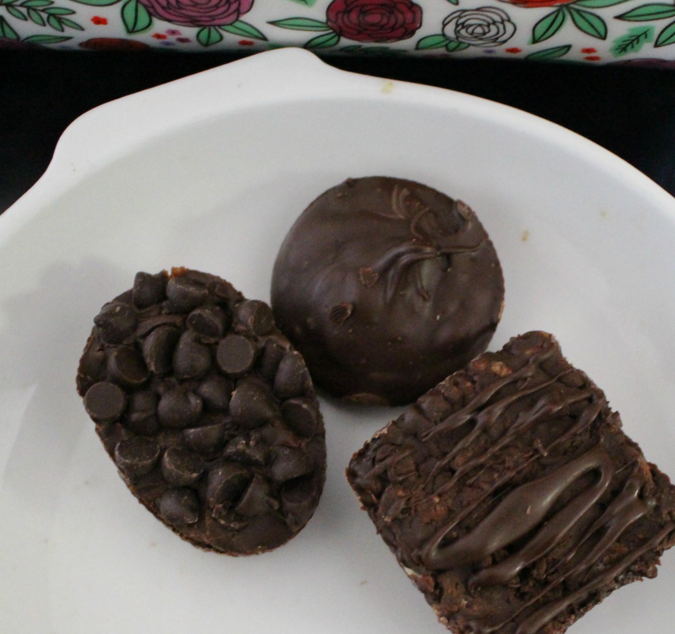 dairy free homemade chocolates
