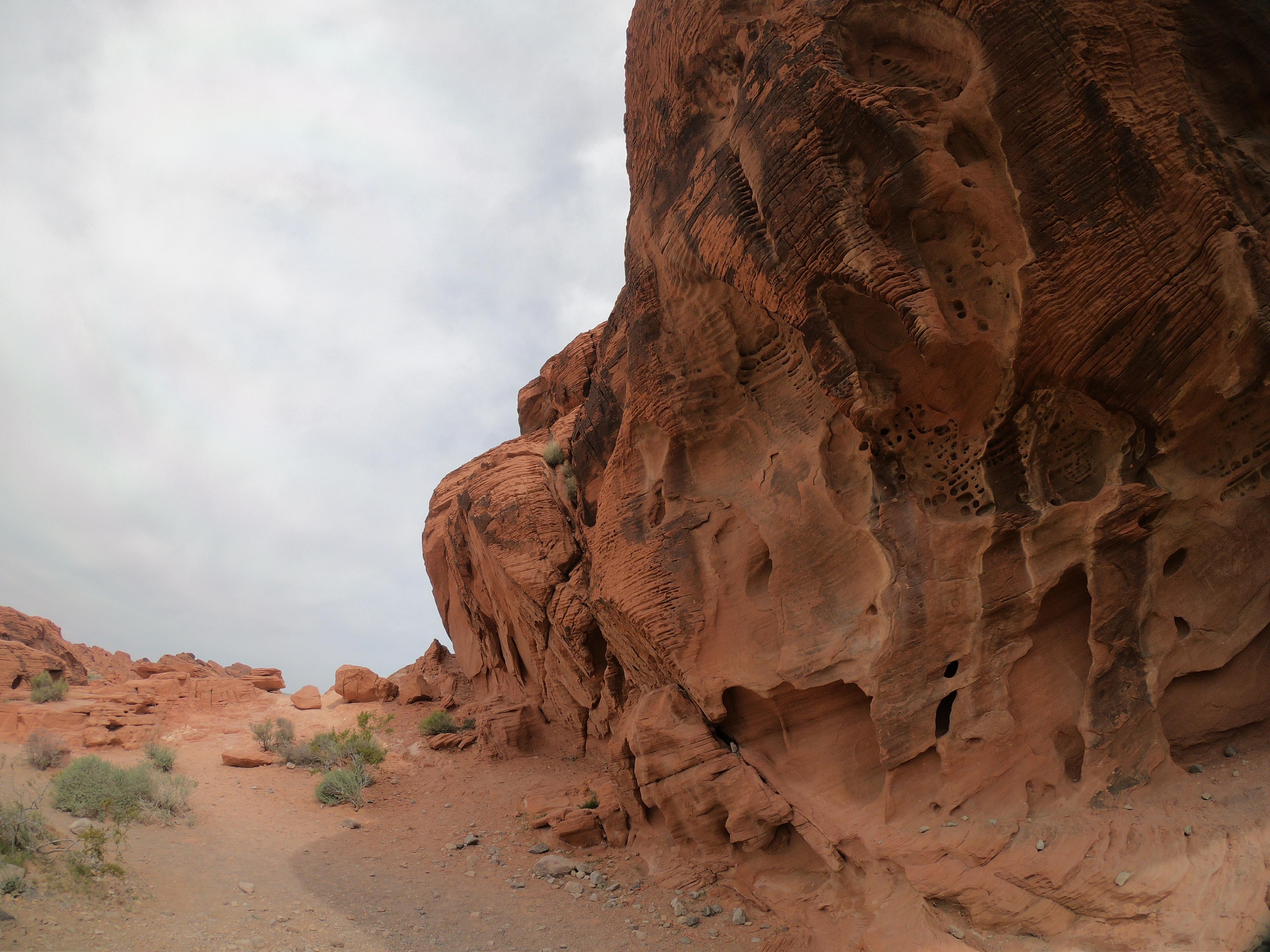 wind rock formation
