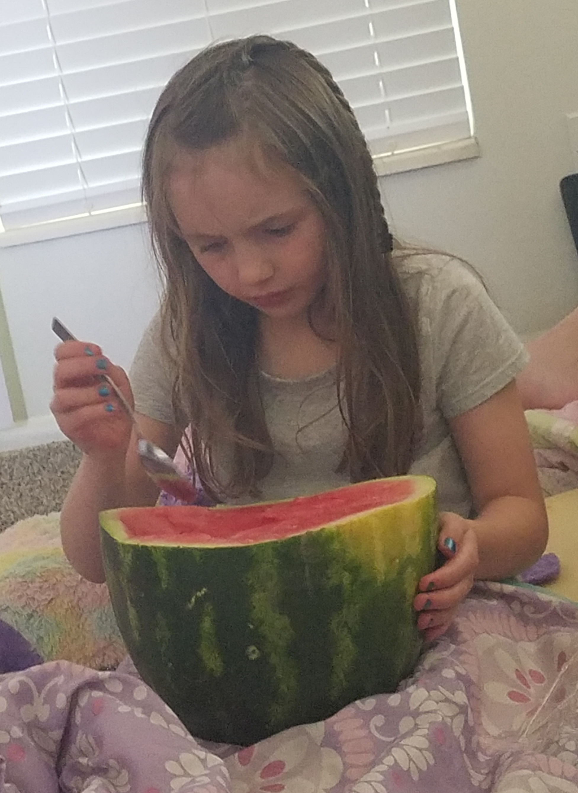 flying watermelon