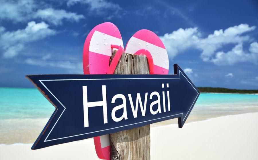 hawaii sign