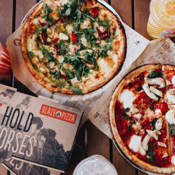 blaze pizza gluten free