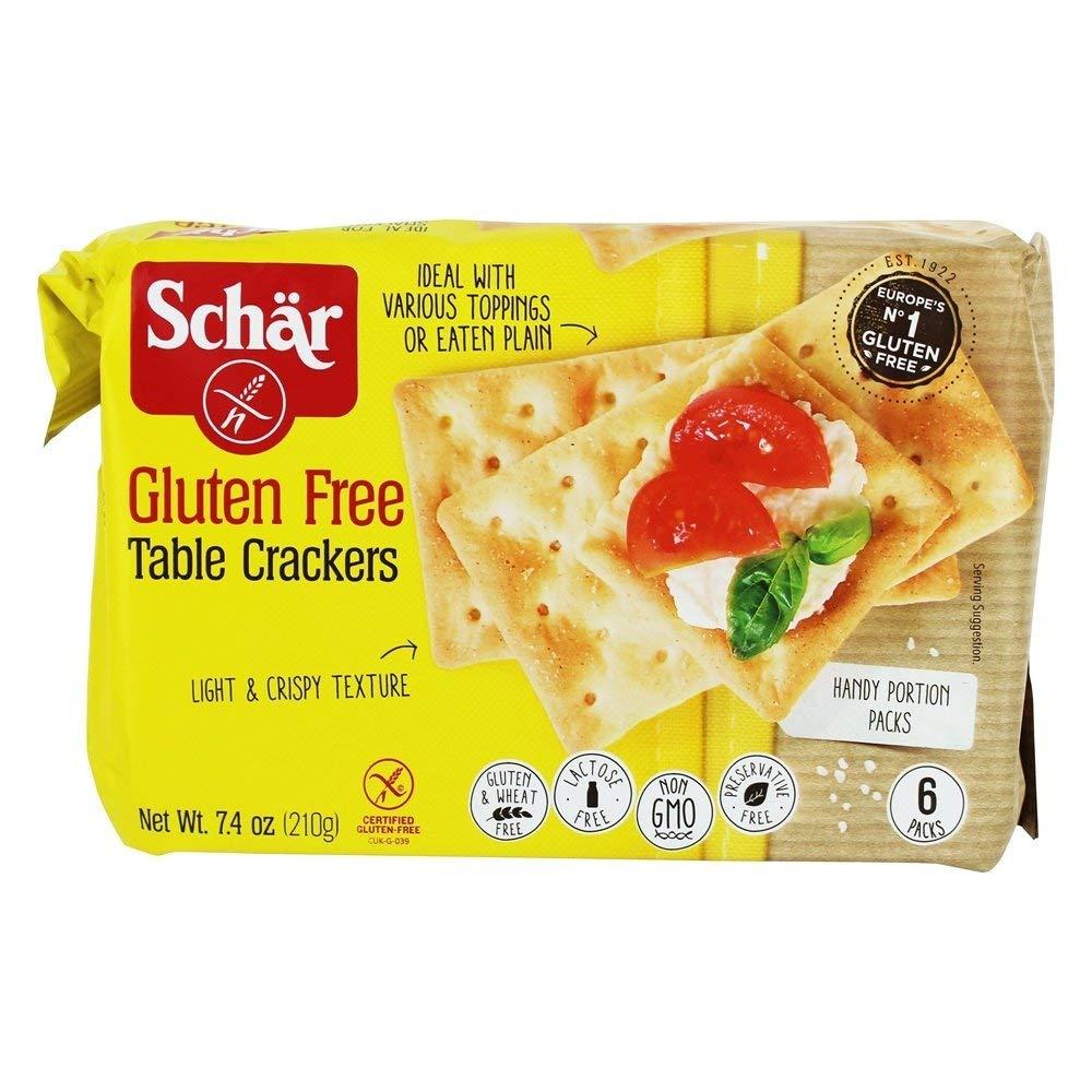 gluten free saltines