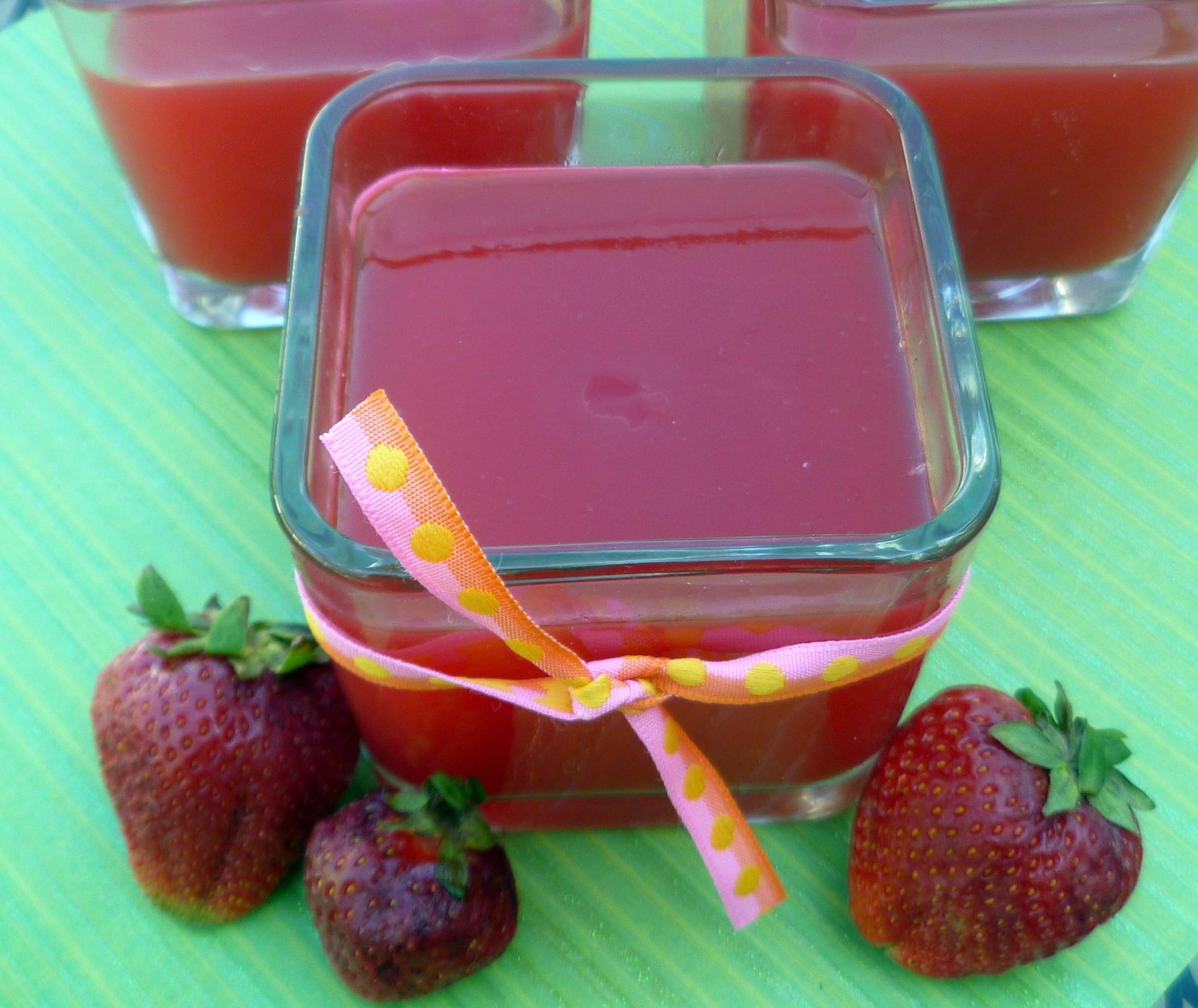 homemade jello