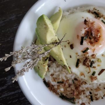 Tamago, Gohan, Chōmiryō Dish