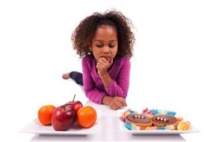 kids and sugar