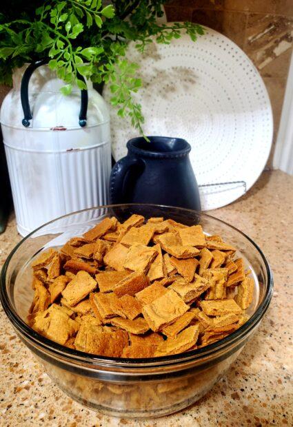 gluten free graham cereal