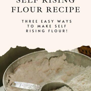 gluten free self rising flour