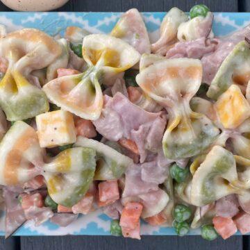 farfalline pasta salad