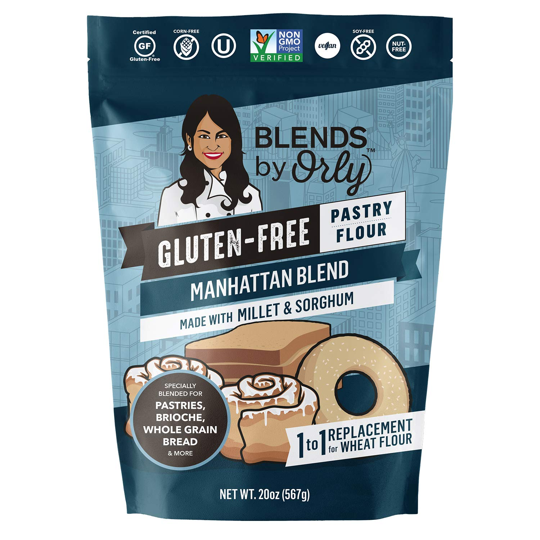 gluten free pastry flour