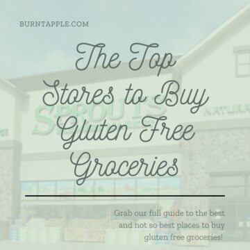 gluten free grocery shopping grocery stores gluten free