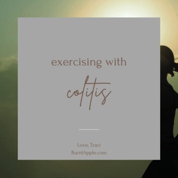 exercise colitis ibs pain