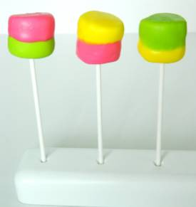 neon marshmallow dessert party food easy no bake gluten free